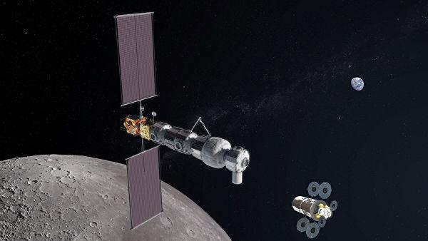 Астронавты СШАиКанады начали выход вкосмос дляпродолжения работ наМКС