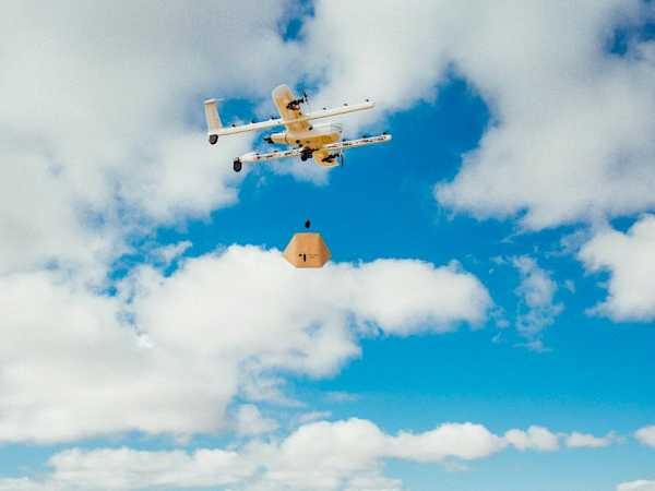 Alphabet получила разрешение на запуск первого сервиса доставки дронами в Австралии