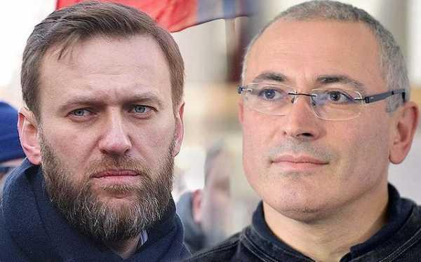 Александр Роджерс: Как Навальный пошёл на поклон к Ходорковскому