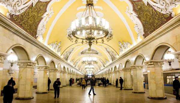 Турникеты московского метро начали оборудовать технологией распознавания лиц