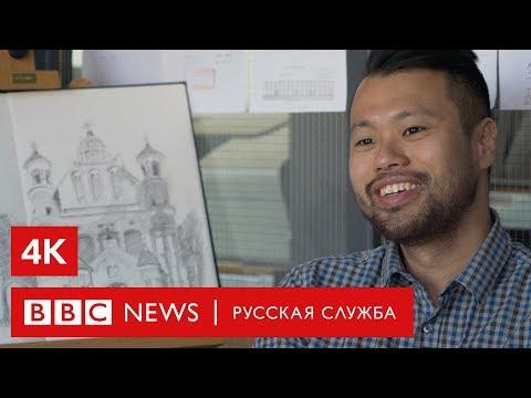 Как белорусская церковь в Лондоне стала лучшим религиозным зданием мира [4K]