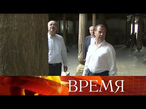 В Узбекистане обсудили крупные инвестиционные проекты между Москвой и Ташкентом.