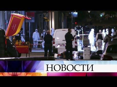 В Лионе задержаны трое подозреваемых в организации теракта.