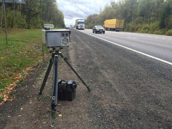 В России захотели убрать частные дорожные камеры