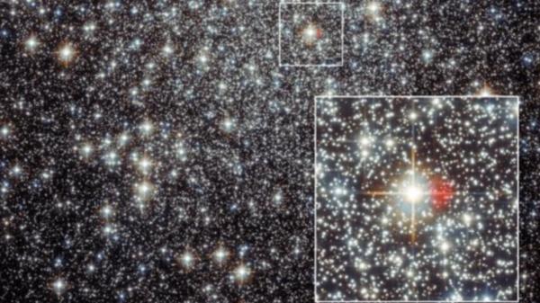 » Астрономы обнаружили останки звезды, взрыв которой китайские ученые наблюдали 2000 лет назад