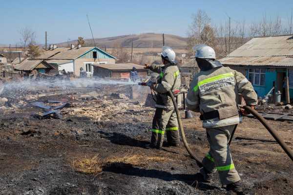 Лес рубят – села горят