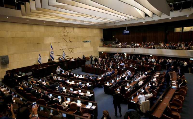 Кнессет впервые в истории Израиля утвердил повторные парламентские выборы
