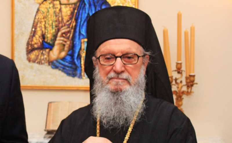 Архиепископ Америки Константинопольского патриархата подал в отставку