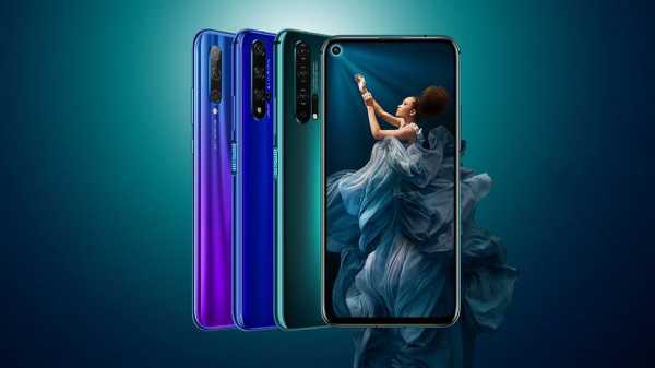 """Huawei представила Honor 20: всё о новом """"доступном флагмане"""""""