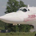 Бомбардировщик Ту-22М3М поднялся выше Эвереста