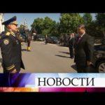 В Кремле состоялись российско-китайские переговоры.
