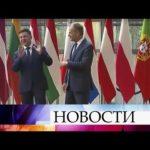 На Украине обостряется противостояние между действующим президентом и его предшественником.