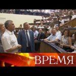 В Саратовской области решали вопрос обеспечения сельских больниц кадрами.