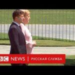 Меркель стало плохо на встрече с Зеленским