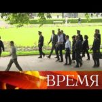 В Гавре состоялись переговоры премьер-министров Франции и России.
