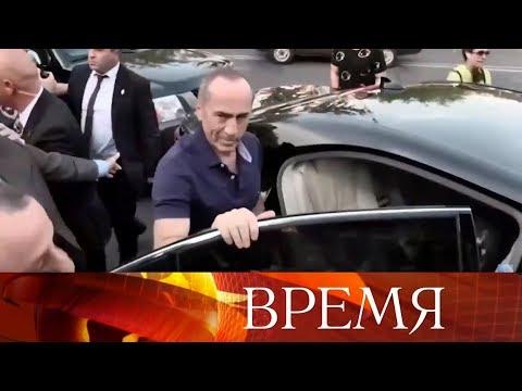 В Армении очередной поворот в уголовном деле против экс-президента страны Роберта Кочаряна.