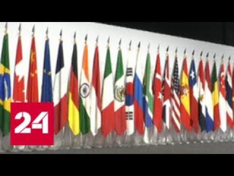 В центре внимания на саммите G20 будут экология и торговля - Россия 24