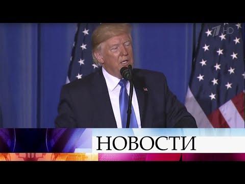 Дональд Трамп рассказал о своих впечатлениях от переговоров с Владимиром Путиным.