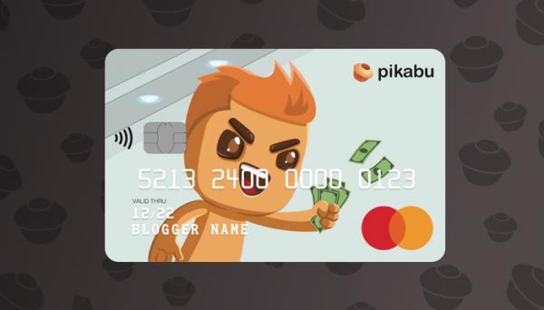 А вы уже заказали банковскую карту Пикабу? Она наконец-то вышла!