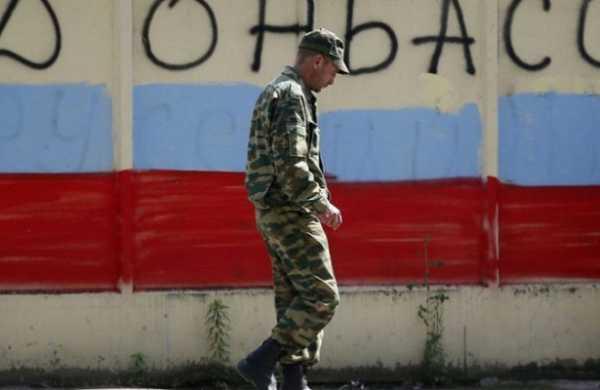 Украинские дроны обнаружили вДонбассе