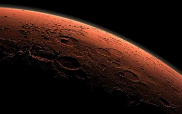 В атмосфере Марса нашли высокое содержание метана
