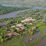 Подсчитан ущерб отнаводнения вИркутской области