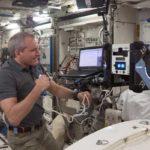 Робот-помощник астронавтов Astrobee совершил первый полет по отсекам МКС