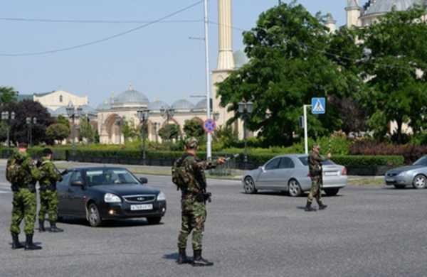 ИГвзяло насебя ответственность занападение урезиденции Кадырова