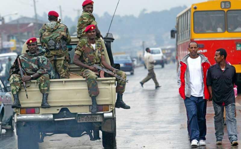 СМИ назвали организатора попытки госпереворота в Эфиопии