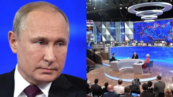 Александр Роджерс: Несколько слов о прямой линии Путина
