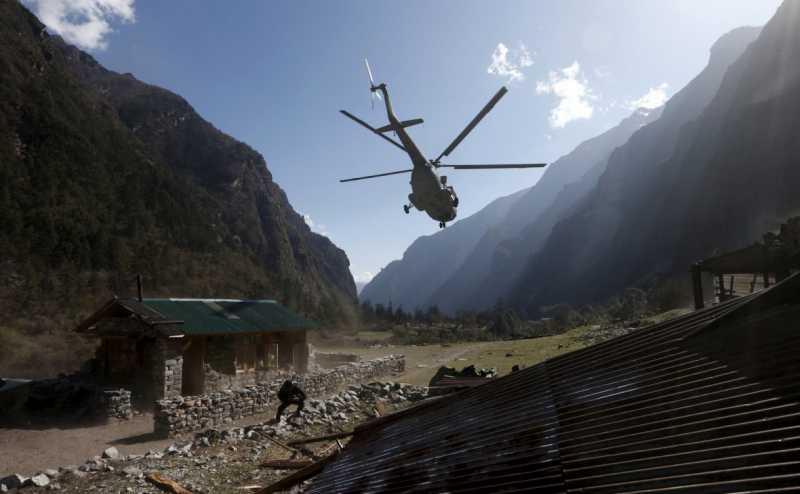 Пропавших в Гималаях семерых альпинистов нашли мертвыми