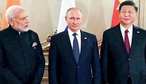 The Hindu: Владимир Путин, Си  Цзиньпин и Нарендра Моди встретятся в Осаке