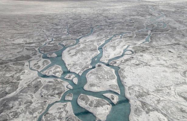 Найдены затерянные озера соследами неизвестной жизни