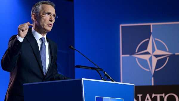 Столтенберг рассказал обответных мерах НАТО напрекращение ДРСМД