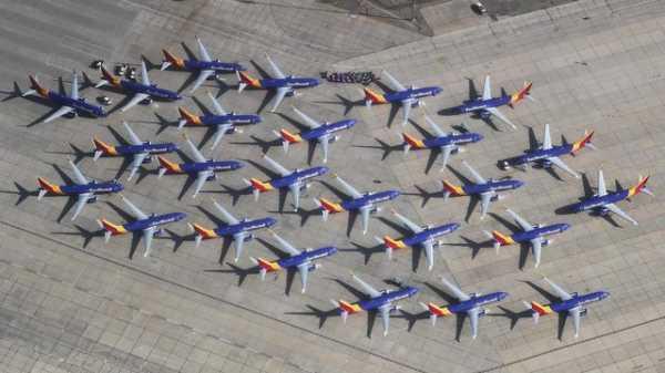 Более 400 американских пилотов подали в суд на Boeing за ложь о 737 МАХ