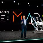 Amazon запатентовала технологию слежки за людьми с помощью дронов-курьеров