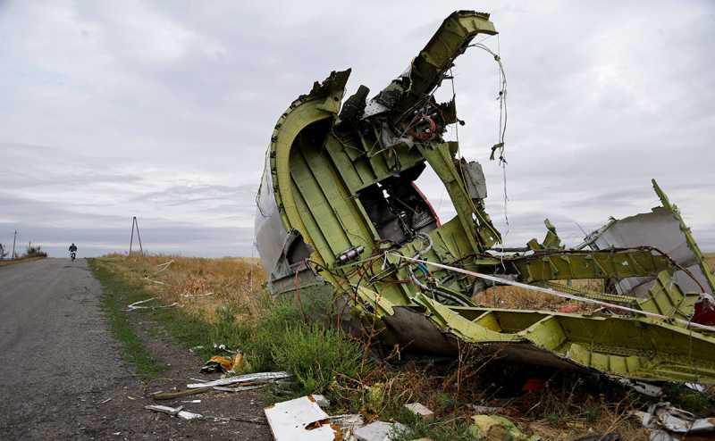 Нидерланды назвали причастных к крушению MH17 россиян