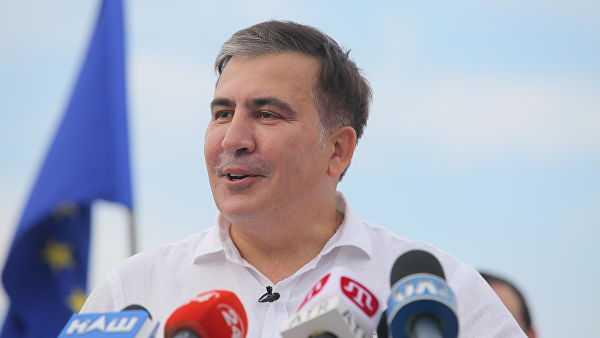 Саакашвили встал научет вкиевском военкомате