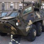 Стало известно озакупке бракованных БТРдляукраинских силовиков