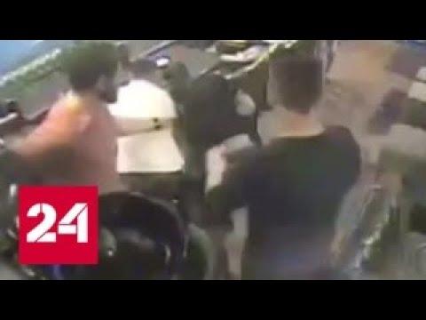 Вице-премьер Сахалина лишился должности после пьяной драки в кафе - Россия 24