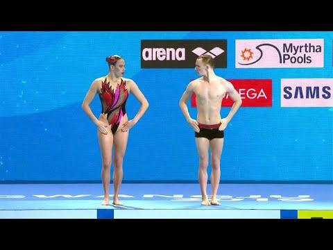 Российский микст-дуэт взял золото на чемпионате мира в Южной Корее.
