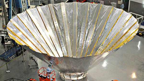 Названа стоимость создания российского космического телескопа «Спектр-М»