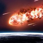 Огромный астероид несется кЗемле