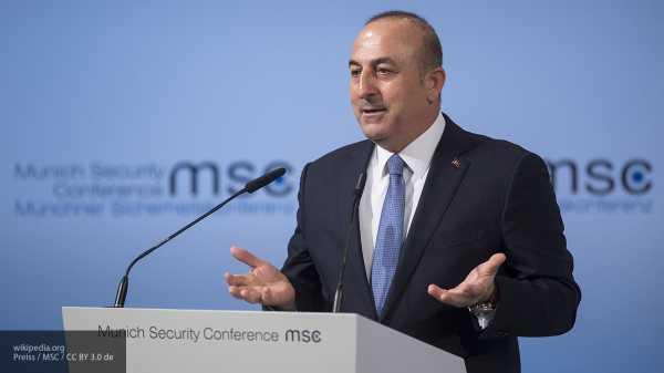 Турция может лишить ВВС США базы «Инджирлик» в ответ на санкции по С-400