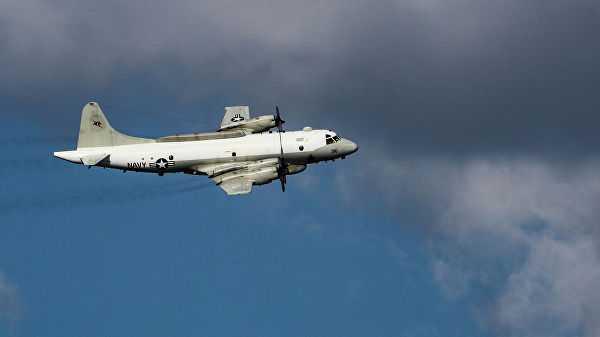 НадВенесуэлой засекли американский самолет-разведчик