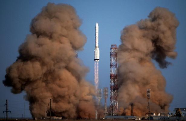 Виюле Россия проведет семь космических пусков