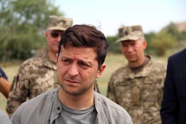 Обстрел Первомайска — Зеленский не контролирует ВСУ