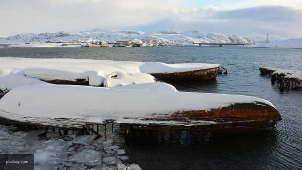 The Globe and Mail: Север — морской лед тает, паранойя растет