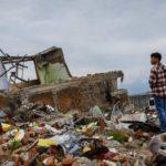 Уберегов Индонезии произошло землетрясение магнитудой 5,8