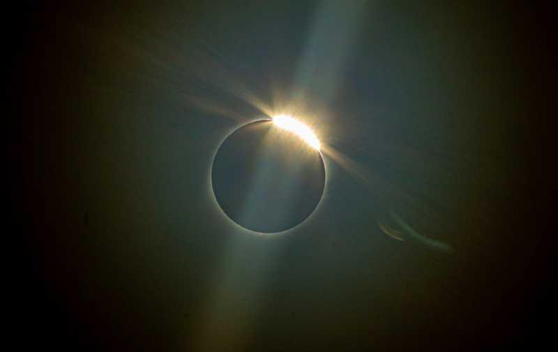 Полное солнечное затмение 2 июля. Фоторепортаж